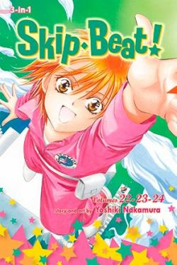 Skip Beat 3-in-1 Vol 8