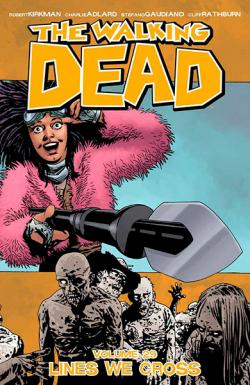 The Walking Dead Vol 29: Lines We Cross