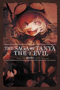 Saga of Tanya Evil Light Novel Vol 2