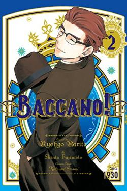 Baccano Vol 2