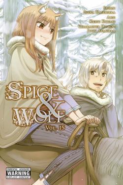 Spice & Wolf Vol 15