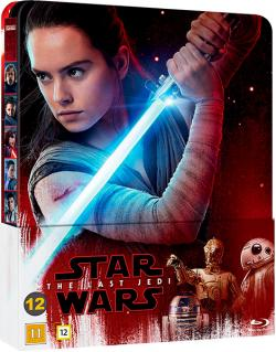 Star Wars: The Last Jedi (Steelbook)