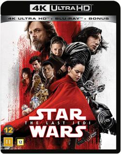 Star Wars: The Last Jedi (4K Ultra HD+Blu-ray)
