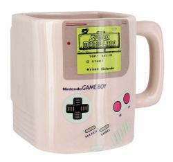 Game Boy Cookie Holder Mug