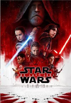 Star Wars The Last Jedi pussel, 1000 bitar