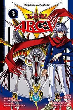 Yu-Gi-Oh Arc V Vol 3