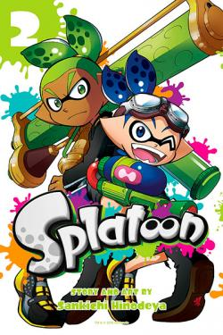 Splatoon Vol 2