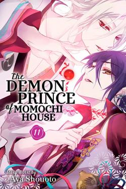 The Demon Prince of Momochi House Vol 11