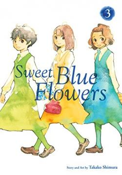 Sweet Blue Flowers Vol 3