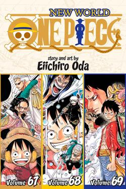 One Piece: New World 67-68-69