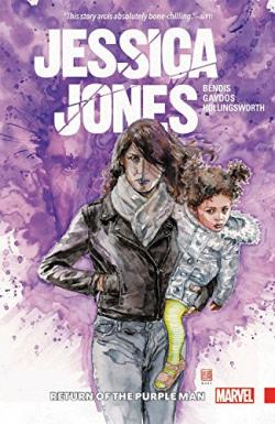 Jessica Jones Vol 3: The Purple Man
