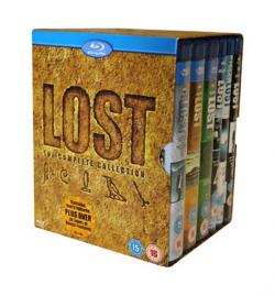 Lost, The Complete Collection