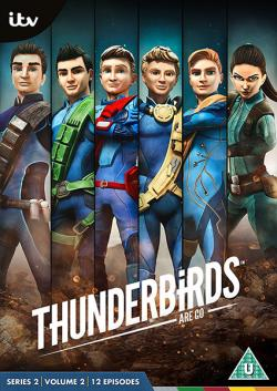 Thunderbirds Are Go, Series 2, Volume 2