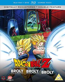 Dragonball Z: The Broly Trilogy