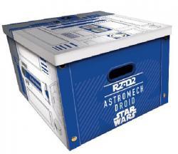 Star Wars Storage Box R2-D2