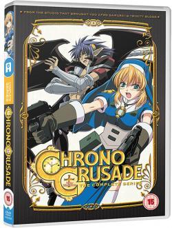 Chrono Crusade: Complete Collection