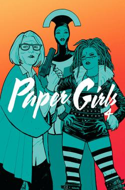 Paper Girls Vol 4