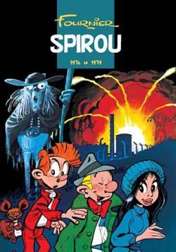 Spirou 1976 - 1979