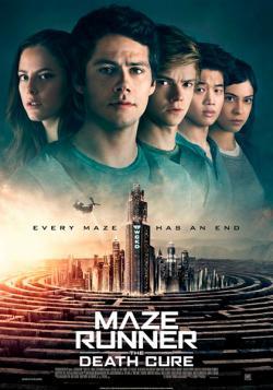 Maze Runner: The Death Cure (4K Ultra HD+Blu-ray)