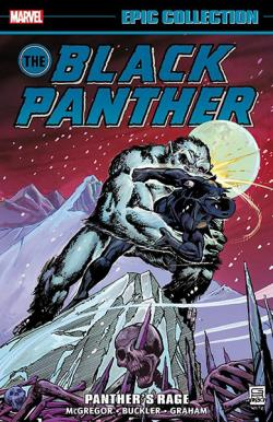 Black Panther Epic Collection Vol 1: Panther's Rage