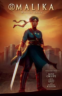 Malika Warrior Queen Vol 1