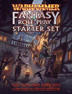 Warhammer Fantasy RPG: 4th Edition Starter Set