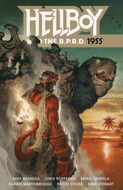 Hellboy and the BPRD: 1955