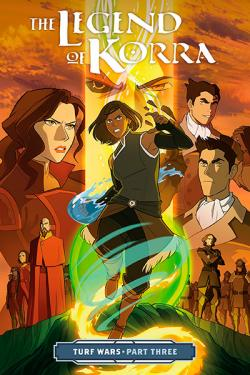 The Legend of Korra: Turf Wars Part 3
