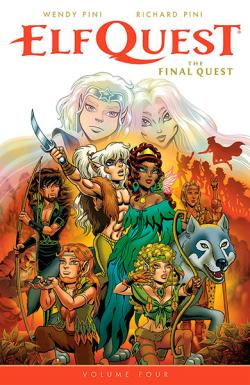 Elfquest: The Final Quest Vol 4