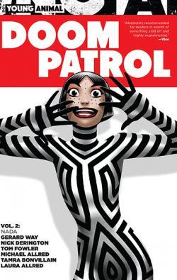 Doom Patrol Vol 2: Nada