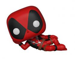 Deadpool Parody Lying Down Pop! Vinyl Figure
