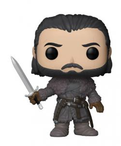Jon Snow Beyond the Wall Pop! Vinyl Figure