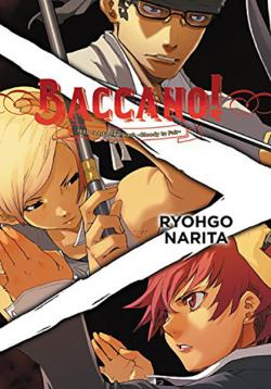 Baccano Light Novel 7: 1933 Last the Slash -bloody to Fair-