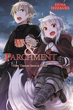 Wolf & Parchment Light Novel 2