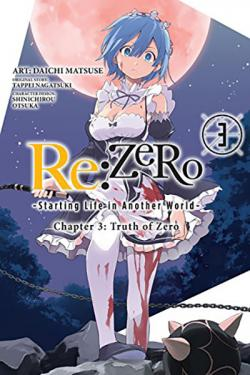 Re: Zero Chapter 3: Truth of Zero Part 3