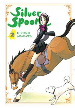 Silver Spoon Vol 2