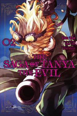 Saga of Tanya Evil Vol 2