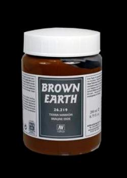Earth Texture: Brown Earth