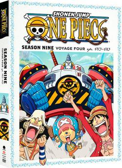One Piece Season 9 Part 4