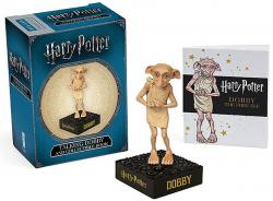 Kit: Harry Potter - Talking Dobby and Collectible Book