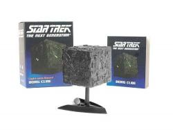 Star Trek Light-and-Sound Borg Cube & Book Kit