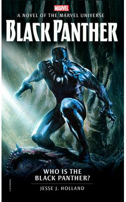 Who is the Black Panther? (Marvel Novels)