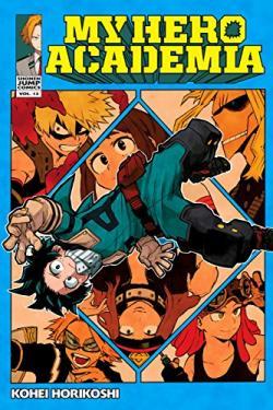 My Hero Academia Vol 12