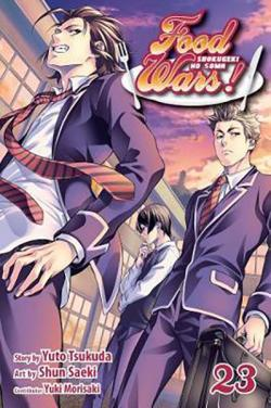 Food Wars Vol 23