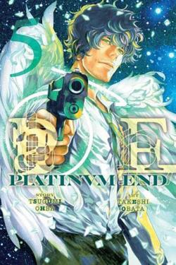 Platinum End Vol 5