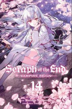 Seraph of the End Vampire Reign Vol 14