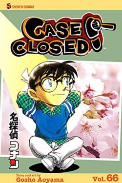 Case Closed Vol 66