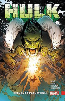 Incredible Hulk: Return to Planet Hulk