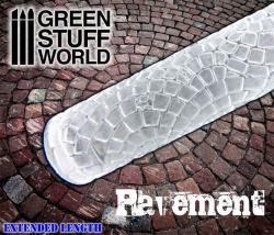 Rolling Pin Pavement