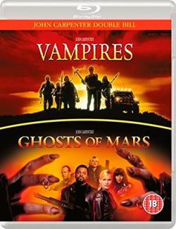 Vampires & Ghosts of Mars